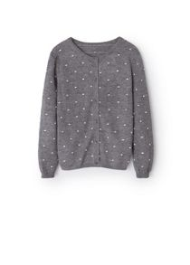 Mango Girls Wool cardigan
