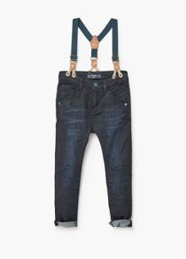 Boys Carrot-fit jeans