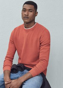 Mango Raglan Sleeve Sweater