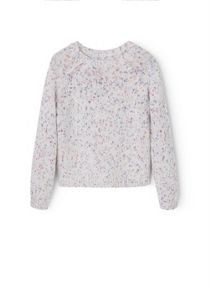 Mango Girls Fantasy Cotton sweater