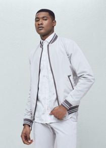 Mango Reversible bomber jacket