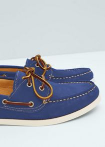 Mango Suede driving shoes