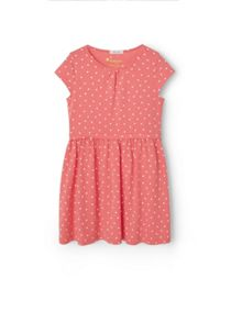 Mango Girls Cotton-blend dress