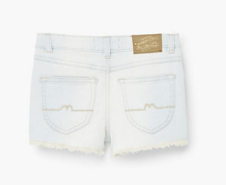 Mango Girls Denim shorts