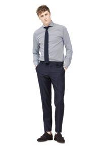 Mango Slim Fit Suit Trousers