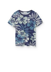 Mango Boys Printed Cotton T-Shirt