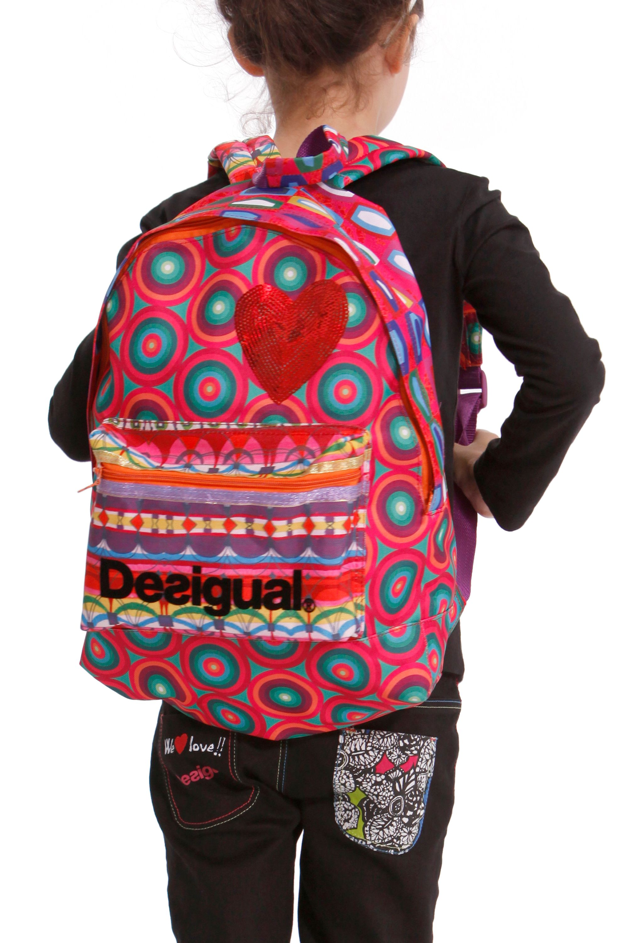 Girl`s tuc backpack