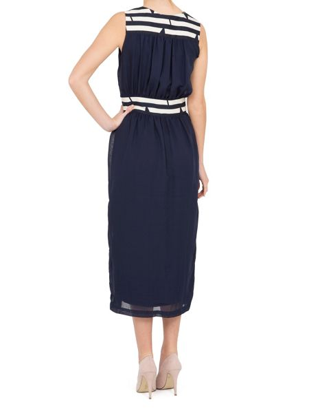 Lavand Midi Cotton Dress
