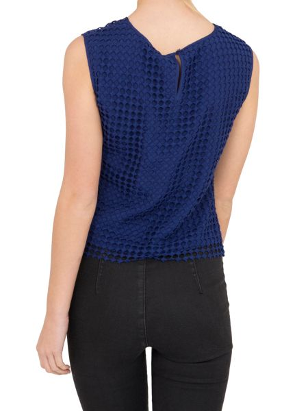 Lavand Chic Sleeveless Top