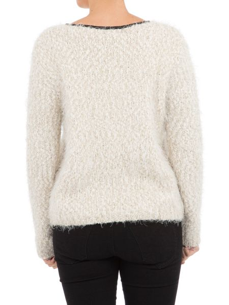 Lavand Basic Casual Sweater