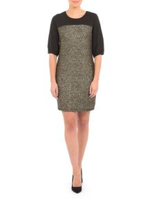 Lavand Dark Printed Dress