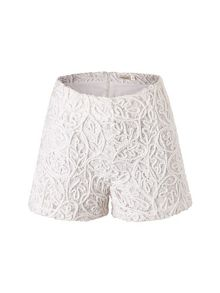 Lavand Embroidered Shorts