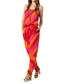 Lavand Striped Jumpsuit