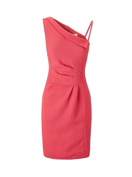 Lavand Gathered Body Con Dress