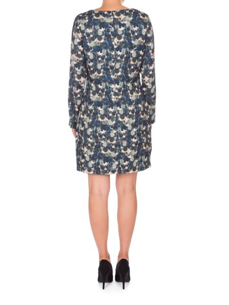 Lavand Printed Dress