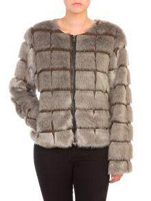 Lavand Faux Fur Jacket