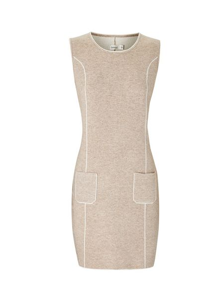 Lavand Knitted Shift Dress