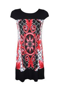 Irataua Fantasy printed dress