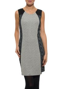 Smash Mures sleveless tight dress