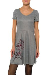 Smash Wassail short sleeve dress