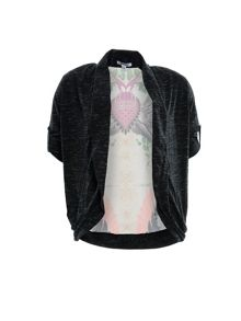 Smash Adelfa printed cardigan