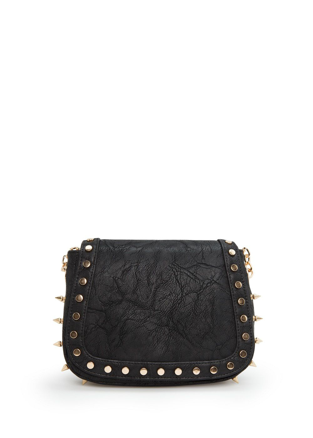 Punk cross body bag