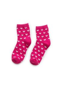 Girls metallic ankle socks pack