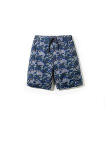 Boys Camo-Print Swimsuit