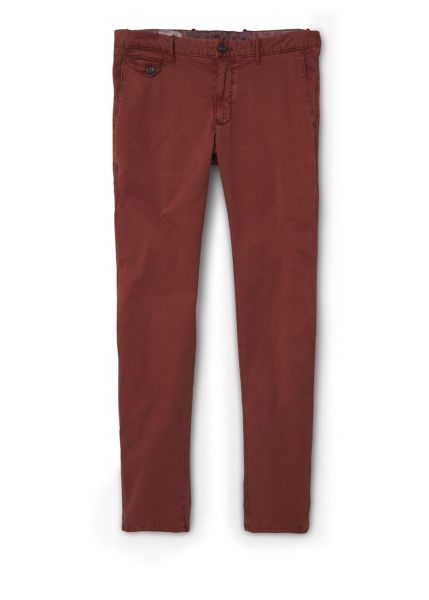 Mango Barna5 slim-fit cotton chinos
