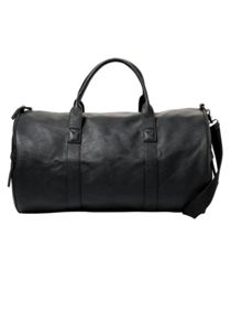 Willy5-e c pebbled weekend bag