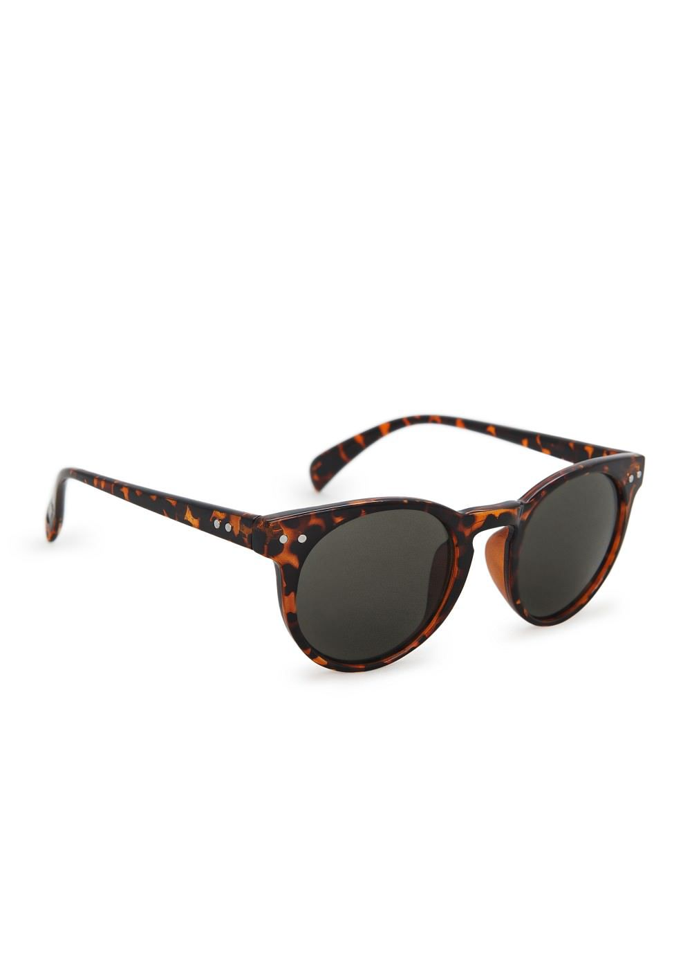 Metal applique sunglasses