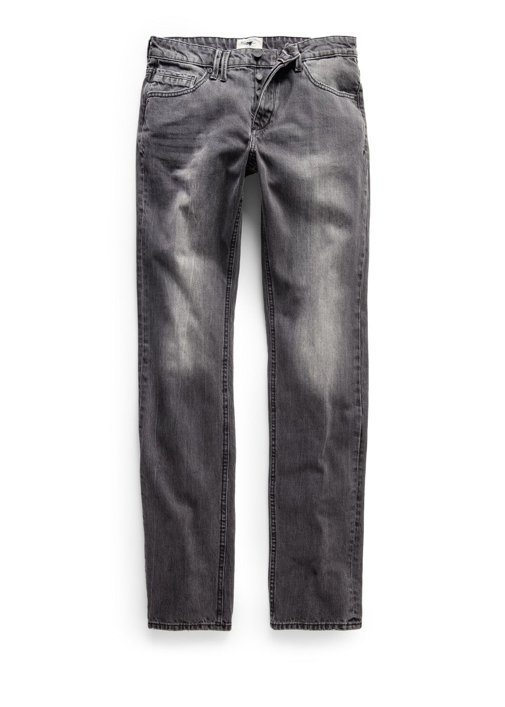 Slim-fit grey Steve jeans