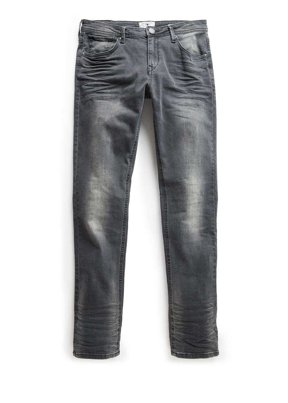 Slim-fit grey Alex jeans