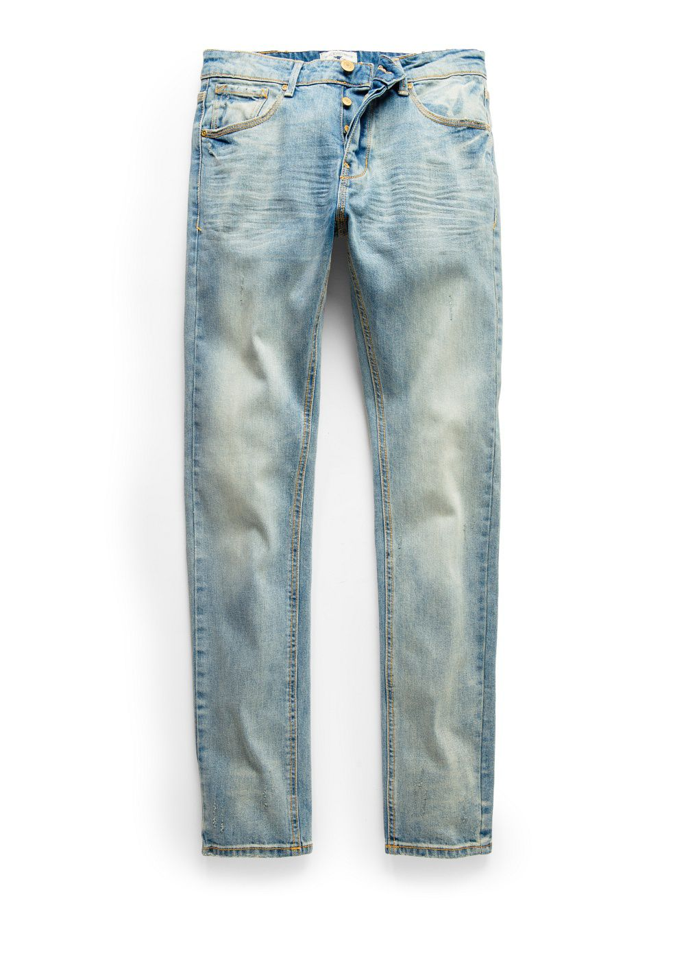 Slim-fit vintage Tim jeans