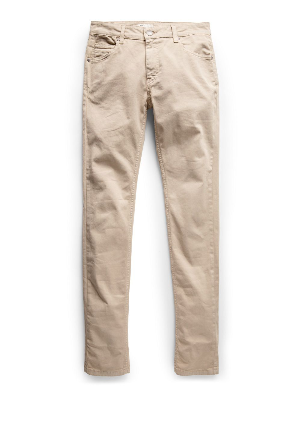 Slim-fit tan Patrick jeans