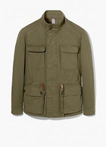 Button Field Jacket