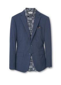 Jerez slim-fit suit blazer