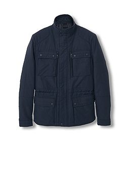 Mare pocket cotton jacket