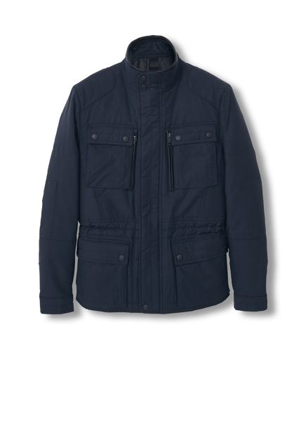 Mango Mare pocket cotton jacket