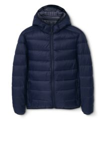 Gorri quilted parka hood