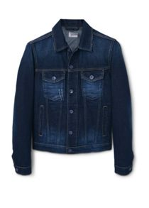 Ryan5 dark wash denim jacket