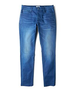 Tim5 slim-fit ink tim jeans