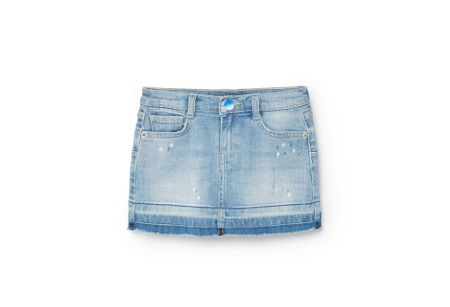 Mango Denim skirt