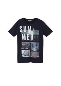 Mango Summer Cotton T-Shirt