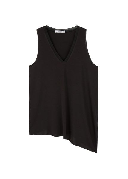 Mango Asymmetric design top
