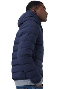 Mango Lightweight feather down jacket