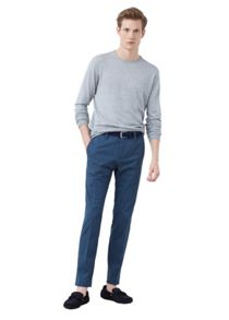 Mango Slim-fit cotton chinos