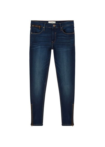 Mango Slim-fit Tattoo Jeans