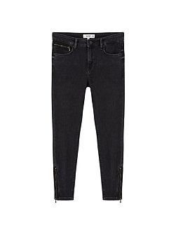 Slim-fit Tattoo jeans