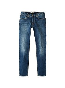 Slim-fit medium wash Jan Jeans